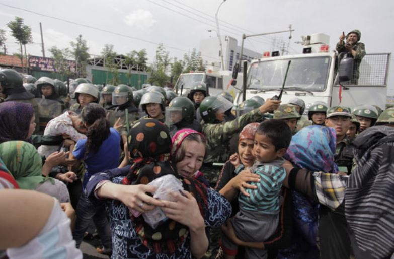 Jacobin The Ongoing Persecution of China's Uyghurs - Creator- Elizabeth Mahony